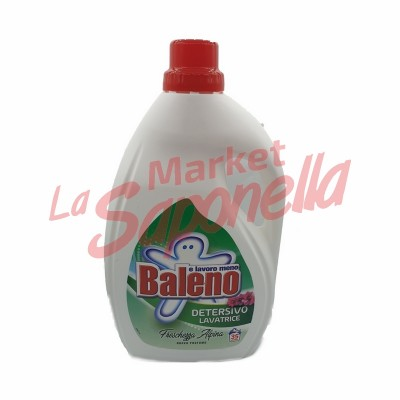 Baleno  detergent lichid prospetime alpina-1764ml-35spalari